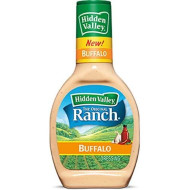 Hidden Valley Buffalo Dressing & Dip (Pack Of 3) 16 Oz Bottles