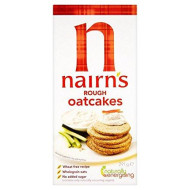 Nairn'S Traditional Rough Oat Cakes - 290G