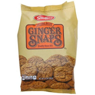 Stauffer Cookie Ginger Snap, Original, 14 Oz