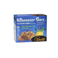 Pamela'S Products Gluten Free Whenever Bars, Blueberry Lemon, 5 Count