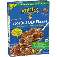 Annies Homegrown Cereal Frstd Oat Flakes
