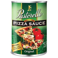 Pastorelli Pizza Sauce Italian Chef, 15-Ounce (Pack of 12) by Pastorelli