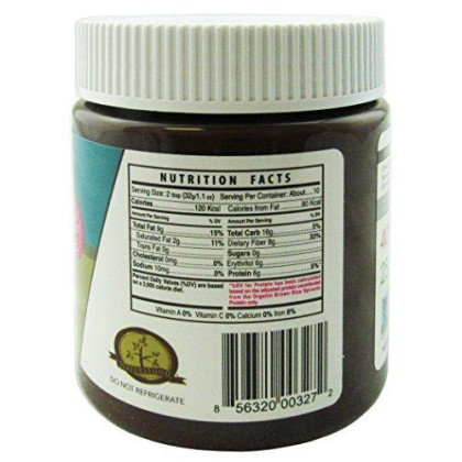 Nutilight Protein Hazelnut Spread & Dark Chocolate 11Oz