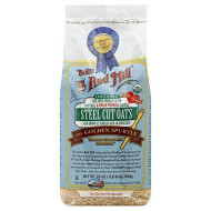 Bobs Red Mill Oats Steel Cut Organic 24.0 Oz(Pack Of 3)