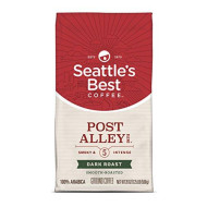 Seattle'S Best Coffee Post Alley Blend (Previously Signature Blend No. 5) Dark Roast Ground Coffee, 20-Ounce Bag