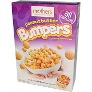 Mothers Cereal Bumpers Peanut