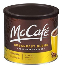 Mccafe Light Roast Breakfast Blend Coffee, 30 Ounce (Pack Of 2)