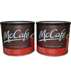 Mccafe Premium Medium Roast Coffee, 30 Ounce (Pack Of 2)