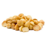 Roasted Salted Macadamia Nuts With Sea Salt By Its Delish, 3.5 Oz Bag