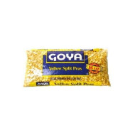 Goya Yellow Split Peas (2pk 16oz bag)