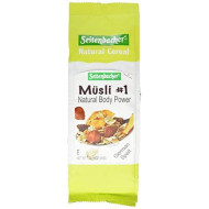 Seitenbacher Musli #1 Natural Body Power Cereal, 16 Ounce