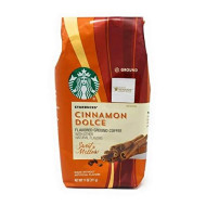 Starbucks Cinnamon Dolce Ground Coffee - 11 Oz (311G) (Pack Of 2)
