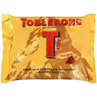 Toblerone Tiny Swiss Milk Chocolate Bars, 7.06 Oz