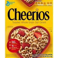 General Mills Cheerios, 40.7 Oz. (Pack Of 6)