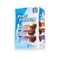 Pure Protein Bar, Chewy Chocolate Chip, Chocolate Deluxe, Chocolate Peanut Butter