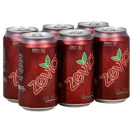 Zevia Natural Zero Calorie Dr. Zevia 72.0 Fo(Pack Of 6)