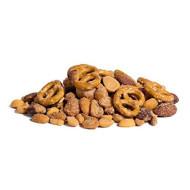 Imperial Nuts Sweet & Savory Bar Mix - Featuring Smked Almonds, Pretzels, Toffee Peanuts, Spicy Peanuts, Honey Roasted Peanuts, - Delicious Tasty Snack For Any Occasion!