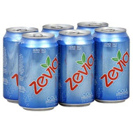 Zevia Natural Zero Calorie Cola 72.0 Fo(Pack Of 6)