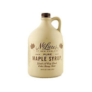 Very Dark Maple Syrup 1 Gallon [Pack Of 4]