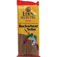 Eden Foods Selected Buckwheat Soba Pasta, 8 Oz (Pack - 2)