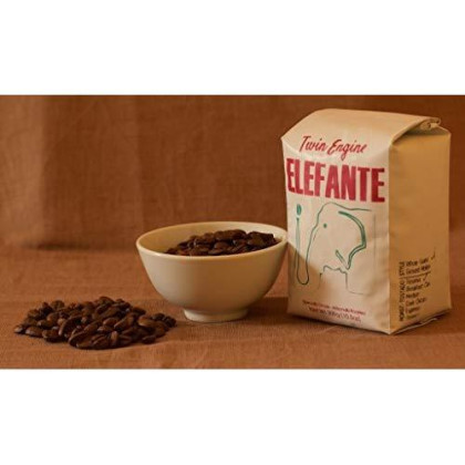 Elefante Reserve - Cup Of Excellence Winner, Limited Edition, Whole Bean, Nicaragua'S Coffee, 300G 10.6Oz   Packaged At The Source, By Twin Engine Coffee