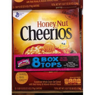 General Mills Honey Nut Cheerios 55 Oz (Pack Of 2)