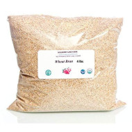 Wheat Bran, 64 Ounces Or 4 Lbs (Four Pounds), Usda Certified Organic, Non-Gmo, Bulk.