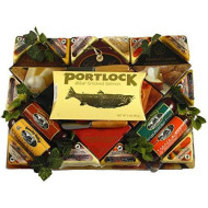 Gift Basket Village Much Loved Mom Gift With Glass Cutting Board