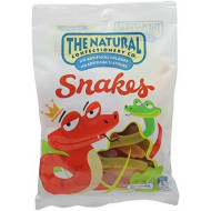 The Natural Confectionery Co Snakes 260G Bag