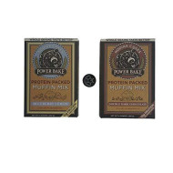 Kodiak Cakes Muffin Mix Variety Pack Two Boxes - Double Dark Chocolate, Blueberry Lemon (Pack Of 2)