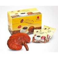 5 Box Dxn Lingzhi Black Coffee 2 In 1 With Ganoderma ( Each Box : 11G X 20 Sachets ), Total 100 Sachets