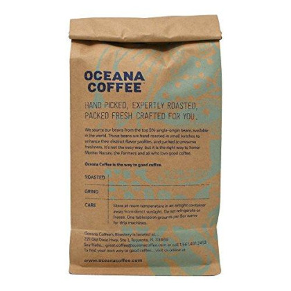 Costa Rica Medium Roast Whole Bean 12Oz