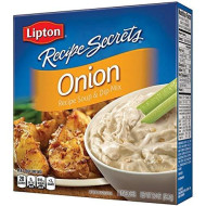 Lipton Recipe Secrets Onion Soup and Dip Mix 2 ea (12 Pack)