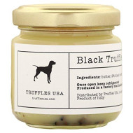 Truffles Usa Black Truffle Butter 2.82 Oz Jar - Imported From Italy Unique Gourmet Recipe Made With Natural Italian Ingredients - A Rich Delicacy Known As The Diamond Of The Kitchen