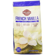 Wellsley Farms French Vanilla Ground Coffee, 32 Ounce
