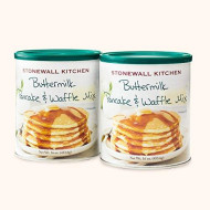 Stonewall Kitchen Buttermilk Pancake &Amp; Waffle Mix (2 Pack - 16 Ounces)