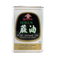 [ New ] Kadoya Brand Sesame Oil 56 Ounce 100% Pure