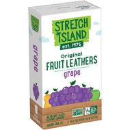 Stretch Island, National Fruit Strips, Mp, Grape - Pack Of 9