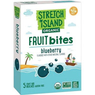 Stretch Island, Nat Fruit Stips, Mp, Strwby - Pack Of 9
