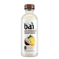 Bai Cocofusions Puna Coconut Pineapple, Antioxidant Infused Beverage, 18 Ounce Bottle