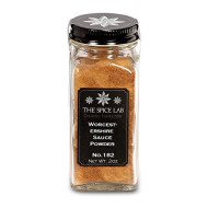 The Spice Lab Worcestershire Powder - Made From Real Worcestershire Sauce Powder - 2.5 Oz. - Chef'S Secret Ingredient - Used On Meats For Umami Powder Flavor - Kosher Gluten Free Non Gmo - French Jar
