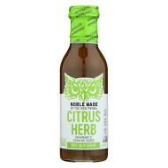 The New Primal, Marinade And Cooking Sauce Citrus Herb, 12 Fl Oz