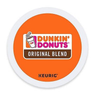 Dunkin Donuts Original K Cups 144 Count (Packaging May Vary)