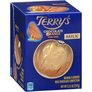 Terry's Milk Chocolate Orange Balls (Pack of 12)