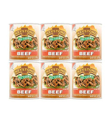 Keystone All Natural Beef 28 Oz (PACK OF 6)