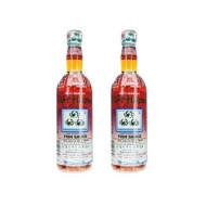 Three Crabs Brand Fish Sauce, 24-Ounce Bottle (Pack Of 2)