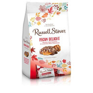 Russell Stover Fall Milk Chocolate Pecan Delight Favorites, 5.4 Oz. Bag