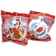 Rudolph The Red-Nosed Reindeer Christmas Lip Pop Lollipops (Pack Of 2)
