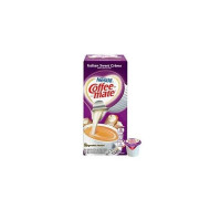Nestle Coffee-Mate Liquid Creamer Singles, Italian Sweet Creme, 0.38 Oz, Box Of 50
