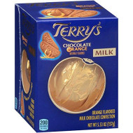 Terry'S Chocolate Orange Milk, 5.53 Oz